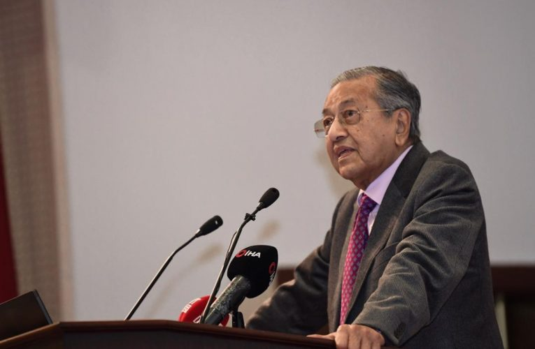 World terrorism ends when we stop Israel's injustice against Palestinians, says Dr M