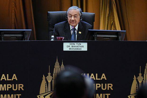 Dr M welcomes proposal to have unified currency for Muslim nations